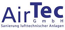 AirTec GmbH Sanierung lufttechnischer Anlagen - Logo